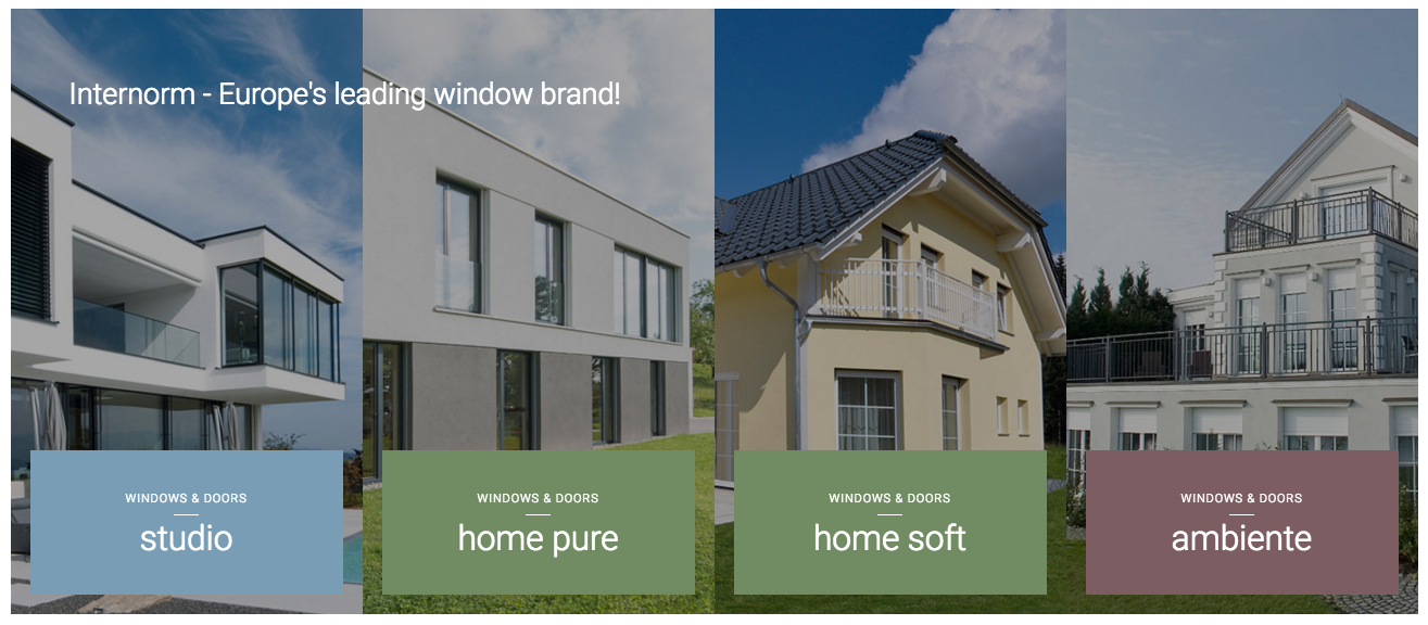 internorm ireland, aluclad composite windows, passive windows, carlow, kilkenny, wexford, waterford, south east, EWC, eco windows,