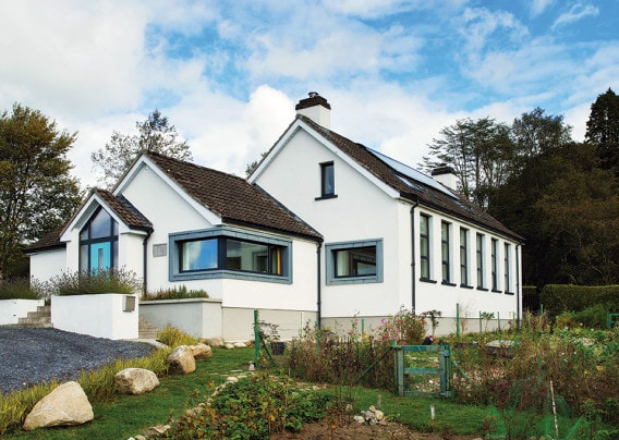 composite aluclad windows, internorm, ireland,