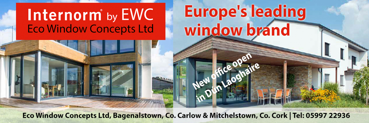 Internorm, Ireland, Eco Window Concepts, Bagenalstown, County Carlow, South East,